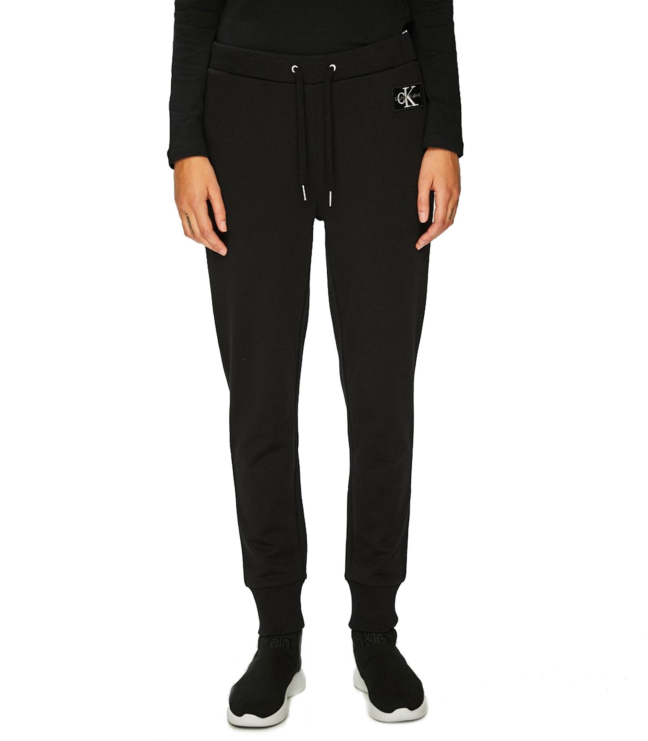 best sneakers 00bff b2713 Pantalone tuta Calvin Klein Jeans da donna rif. J20J209556