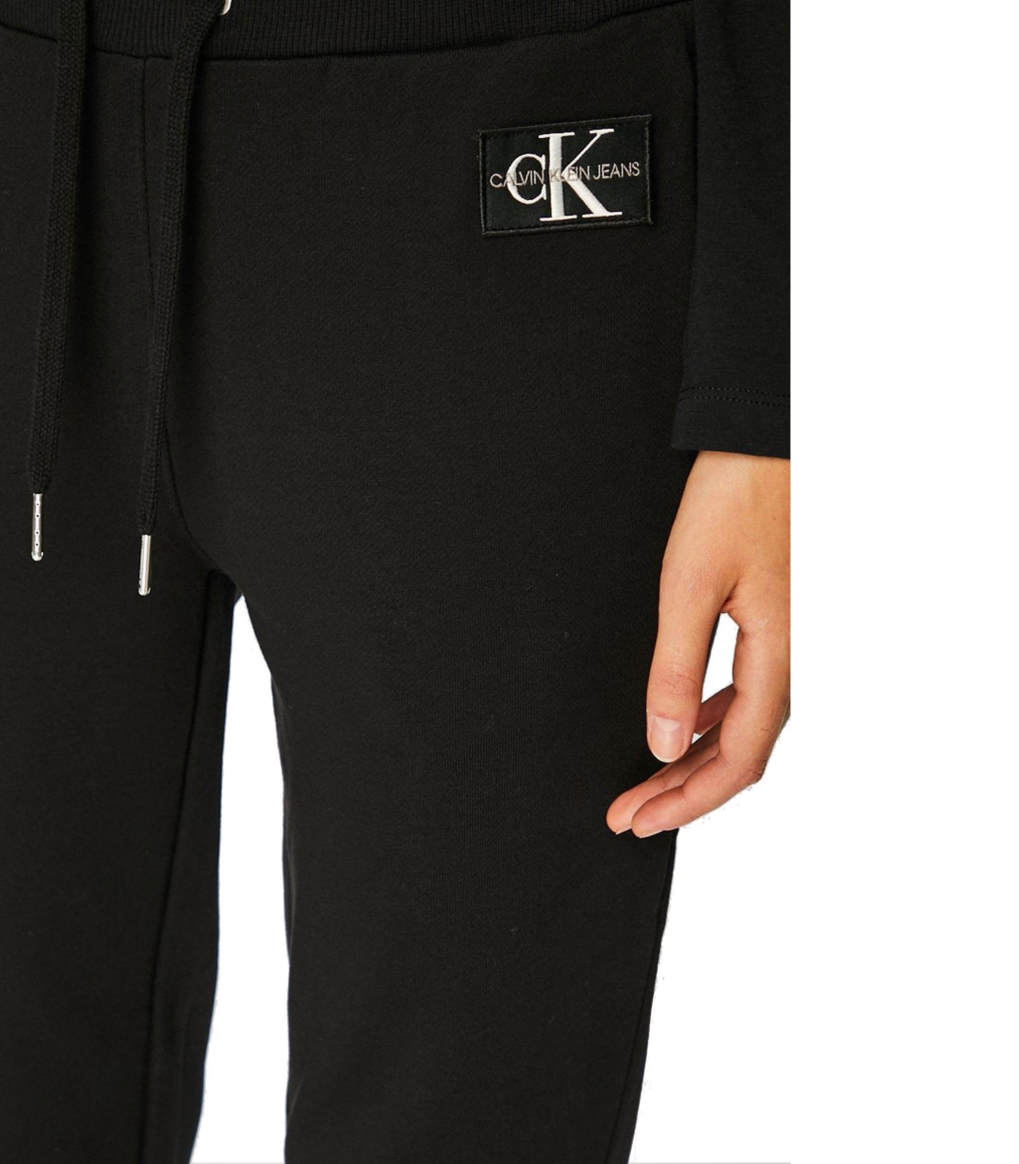 best sneakers ad6b0 feeb4 Pantalone tuta Calvin Klein Jeans da donna rif. J20J209556