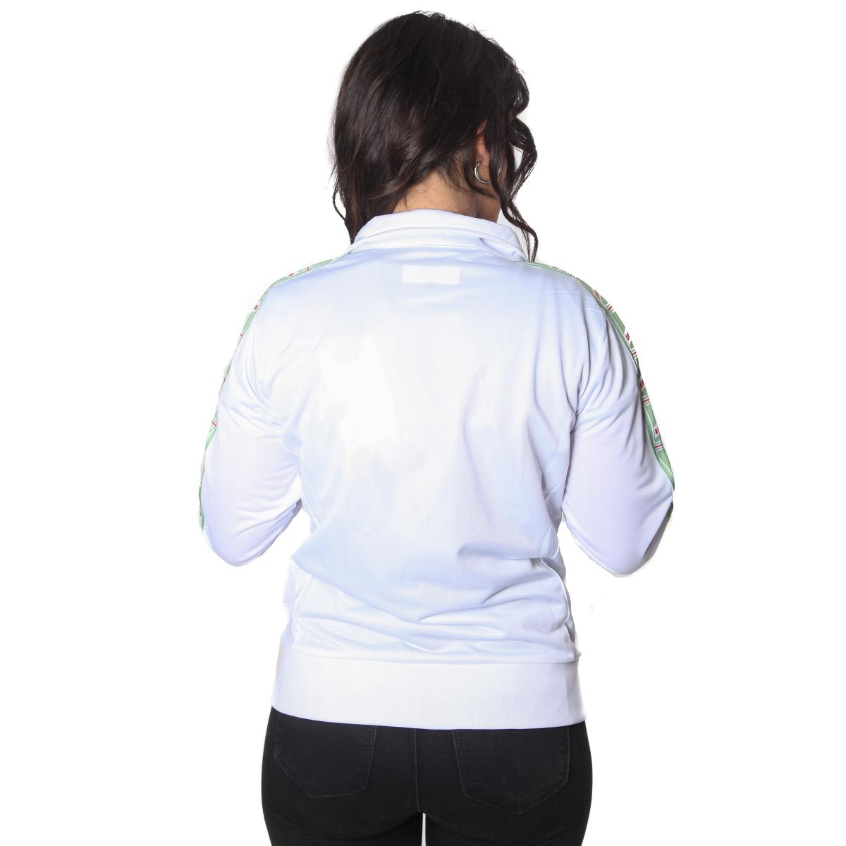 Felpa INVICTA con zip e bande laterali da donna rif. 4454197DP