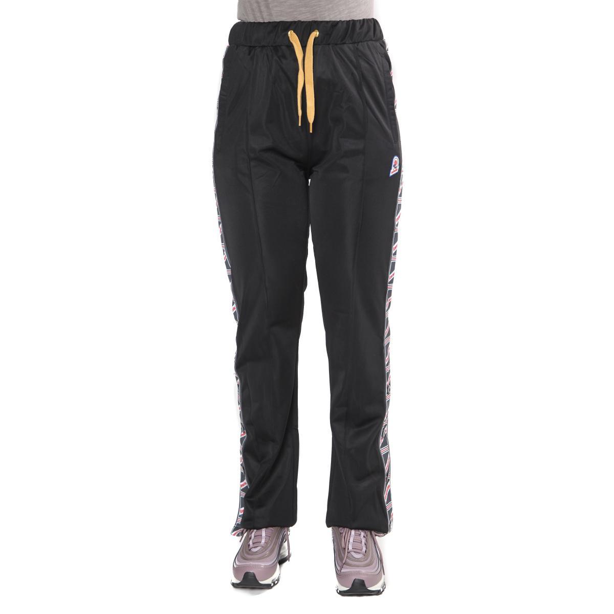 Pantalone tuta INVICTA con bottoni sul fondo da donna rif. 4447112DP