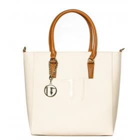 Borsa TRUSSARDI Ischia Ecoleather Shopping Bag rif. 75B00001 1Y090125