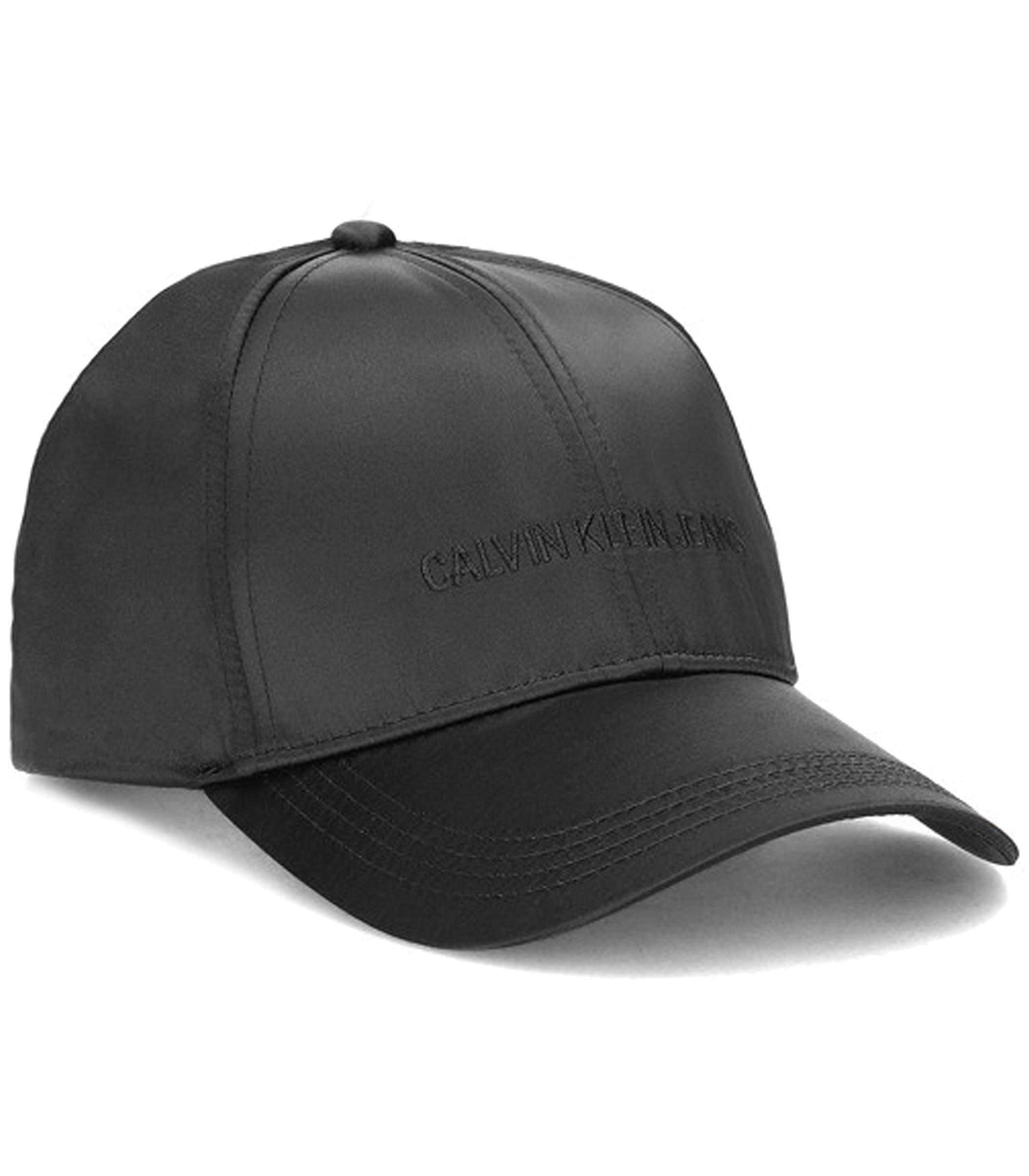 Cappello con visiera Calvin Klein Jeans nero rif. K60K604995 016 ... 1dec3de124a1