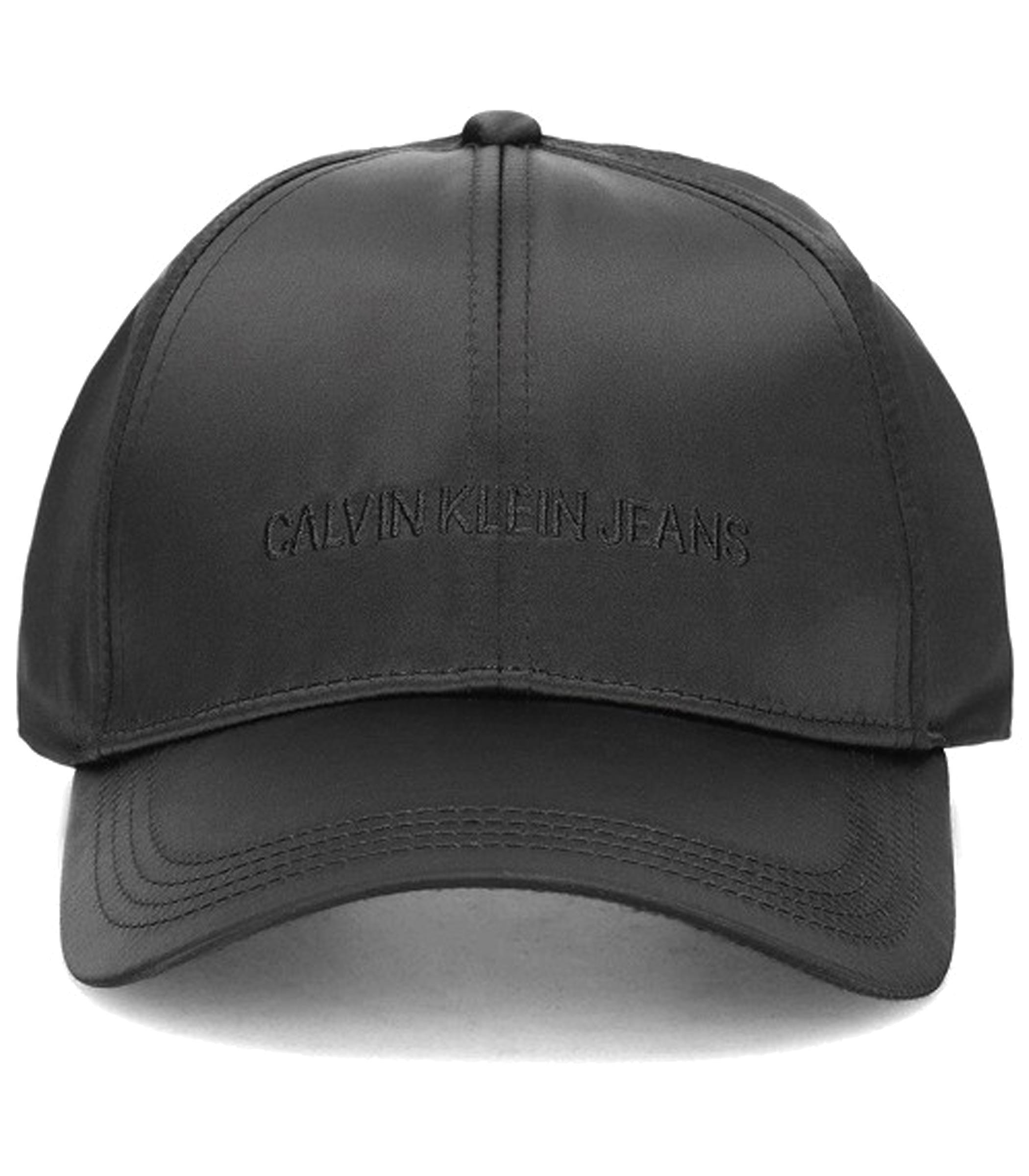 1f9df4f501f288 Cappello con visiera Calvin Klein Jeans unisex rif. K60K604995 016