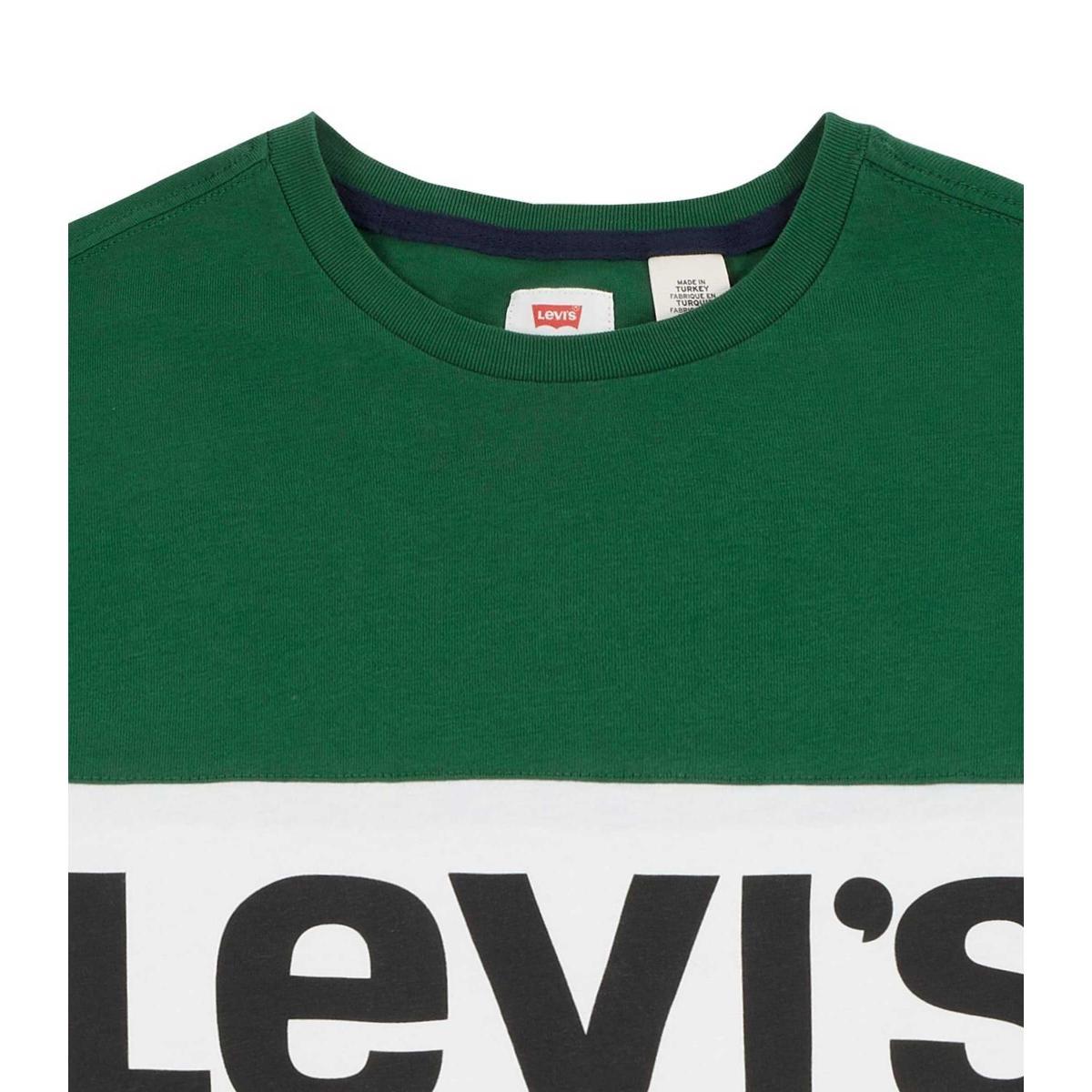 T-shirt Levi's Colorblock Tee con stampa da uomo rif. 56573-0001