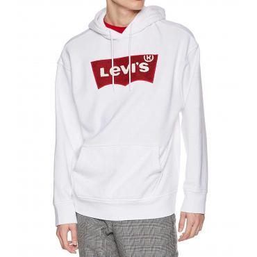 Felpa Levi's con cappuccio Graphic Hoodie da uomo rif. 56629-0001