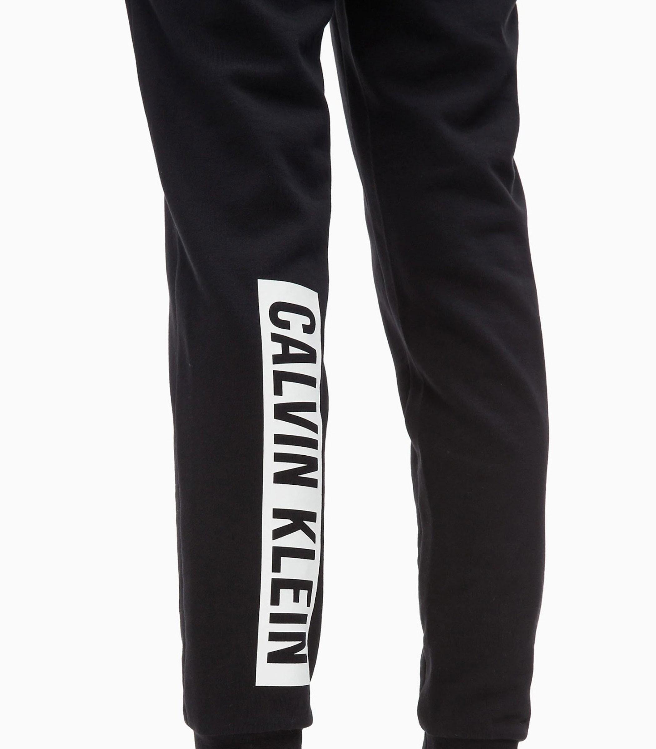 release date: 076ae 15f38 Pantalone tuta Jogger Calvin Klein Performance donna nero ...
