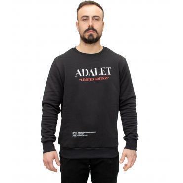Felpa ADALET Limited Edition con stampe unisex rif. ADEV2