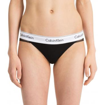 Perizoma slip Calvin Klein Underwear Modern Cotton rif. QF4959E-001