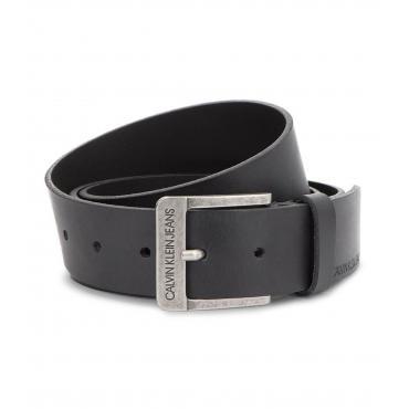 Cintura Calvin Klein Jeans in pelle da uomo rif. K50K504160