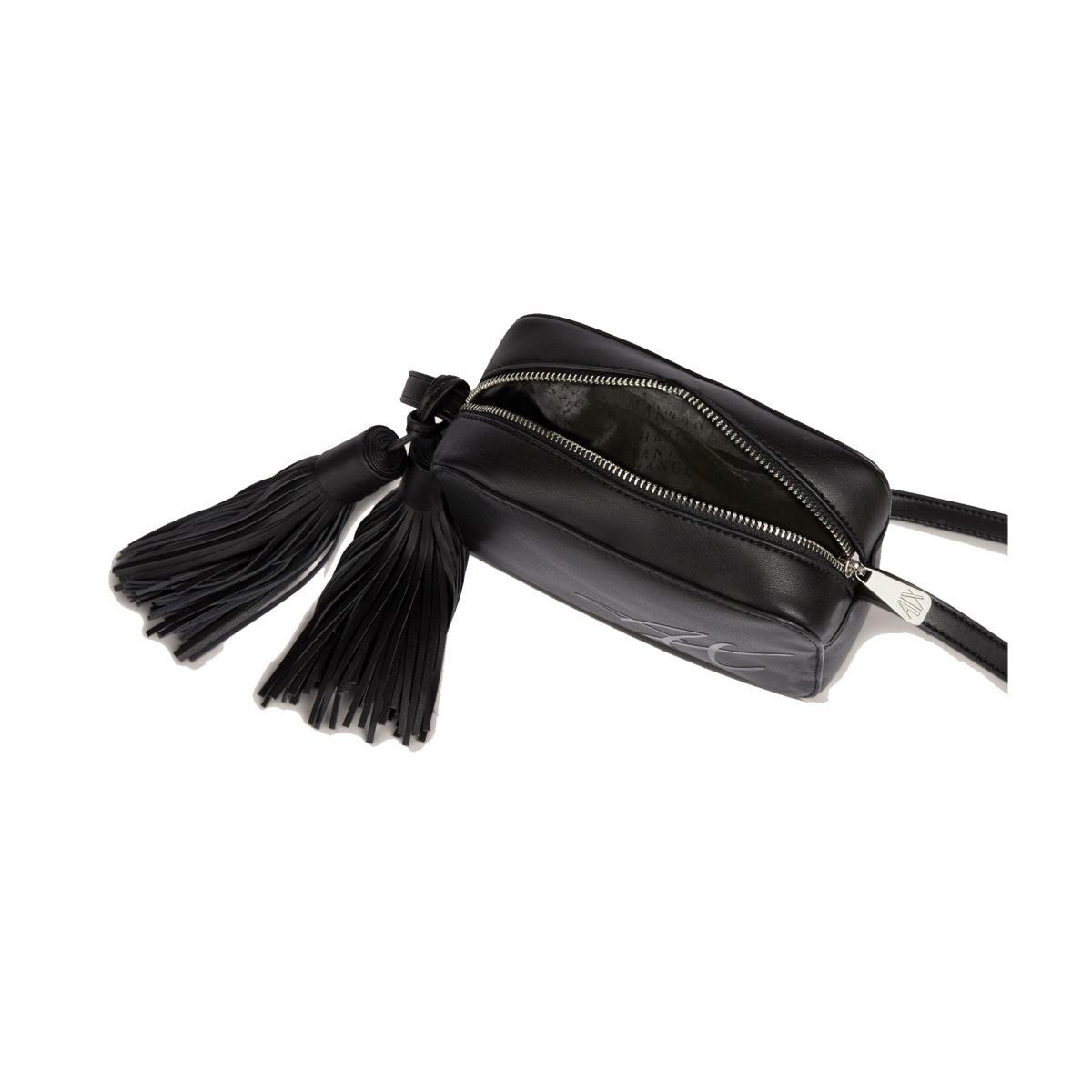 Borsa pochette Armani Exchange con tracolla da donna rif. 942084 8A219