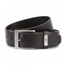Cintura Tommy Jeans Metal Plate Loop Bel da uomo rif. AM0AM04073