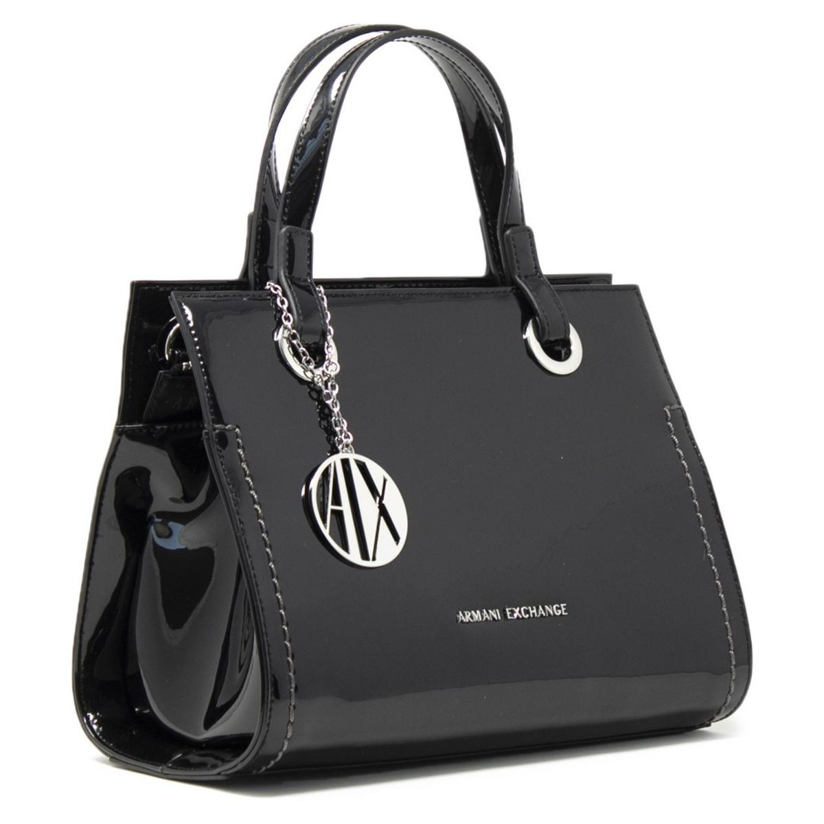 Borsa Armani Exchange Small Shopping da donna rif. 942270 CC713