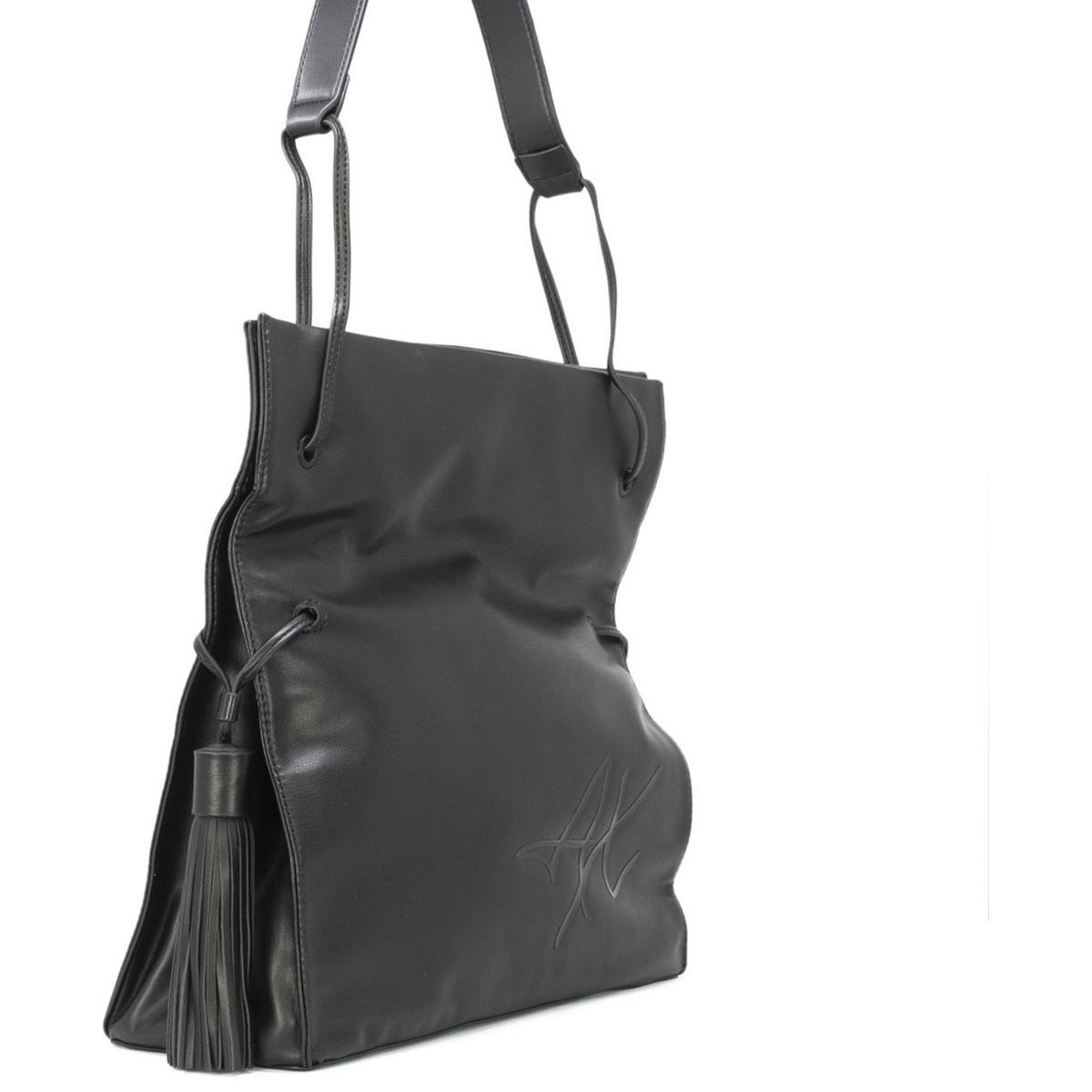 Borsa Armani Exchange Hobo Shoulder Bag da donna rif. 942466 8A219