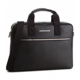 Borsa Porta PC Calvin Klein Jeans in ecopelle rif. K40K400637 001