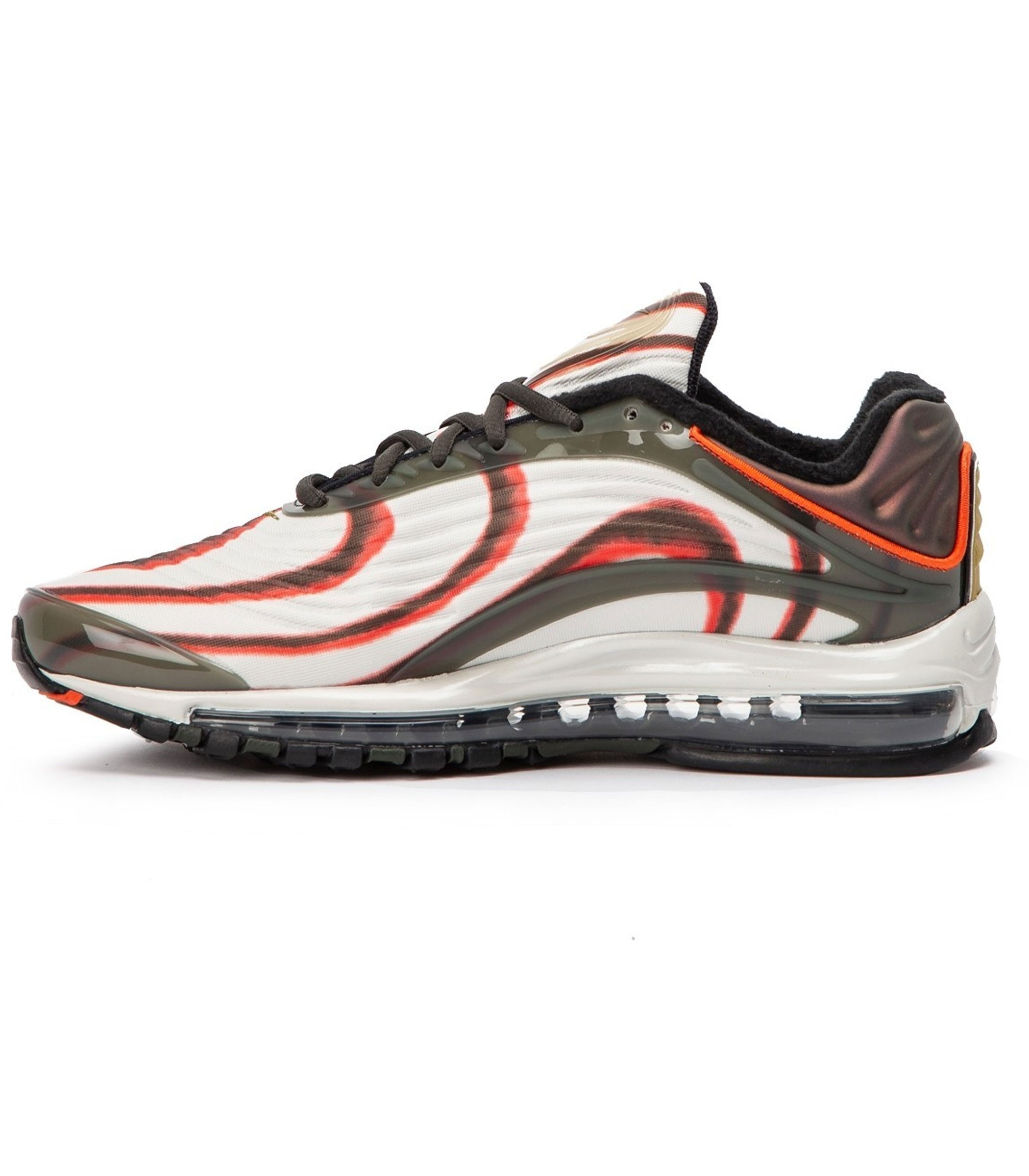nike air max deluxe uomo nere