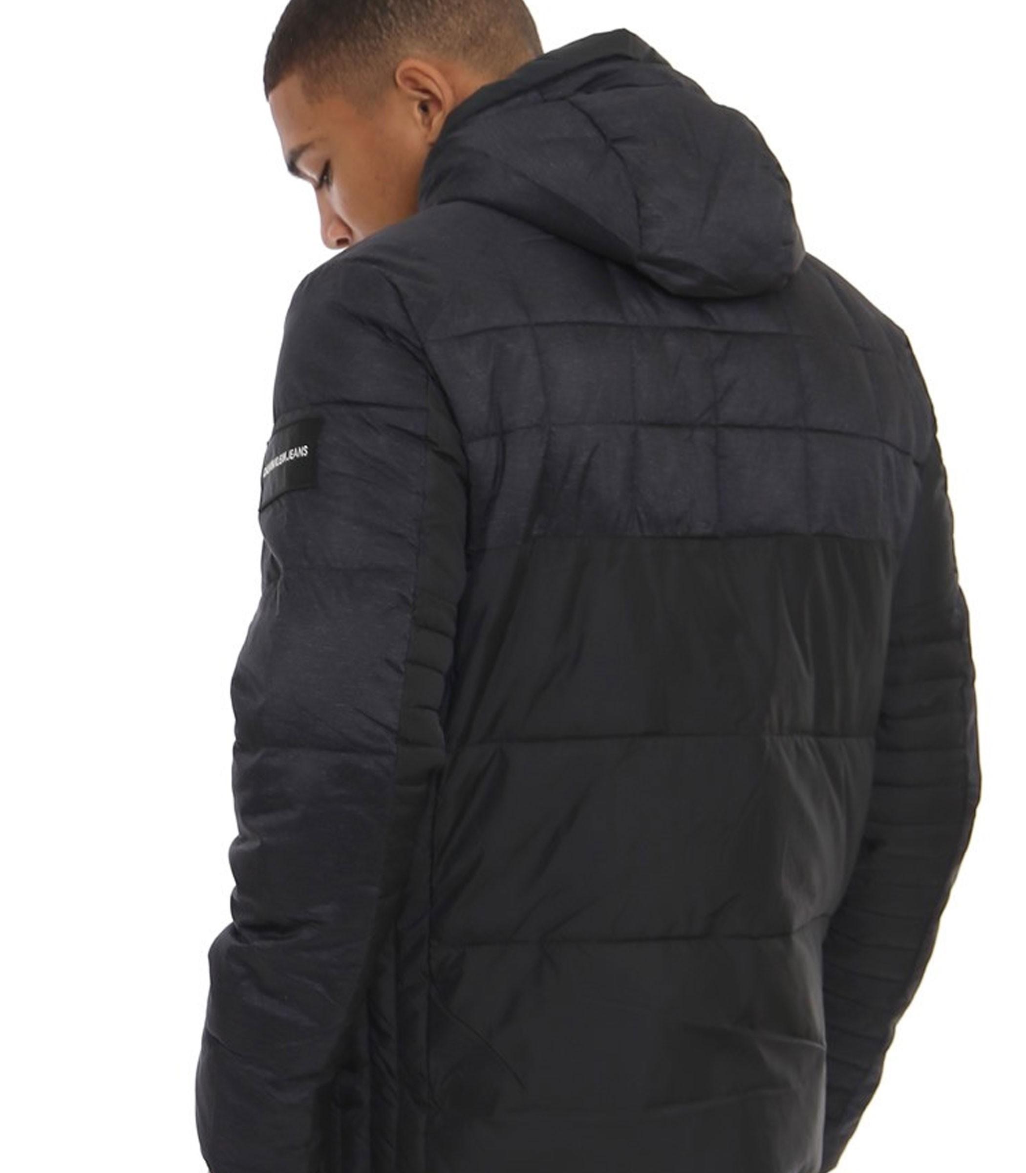 J30J309490 Giubbotto Calvin Klein Jeans Mix Media Puffer Jacket da uomo rif.  J30J309490 0a475f2c02c