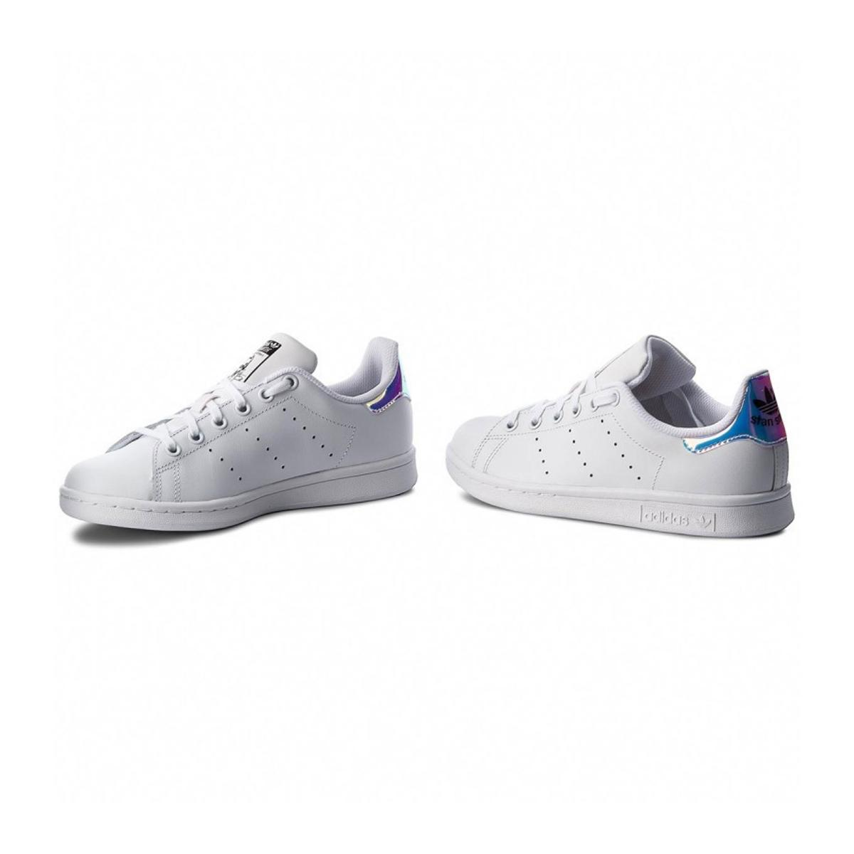 Scarpe Sneakers Adidas Stan Smith J da ragazza rif. AQ6272