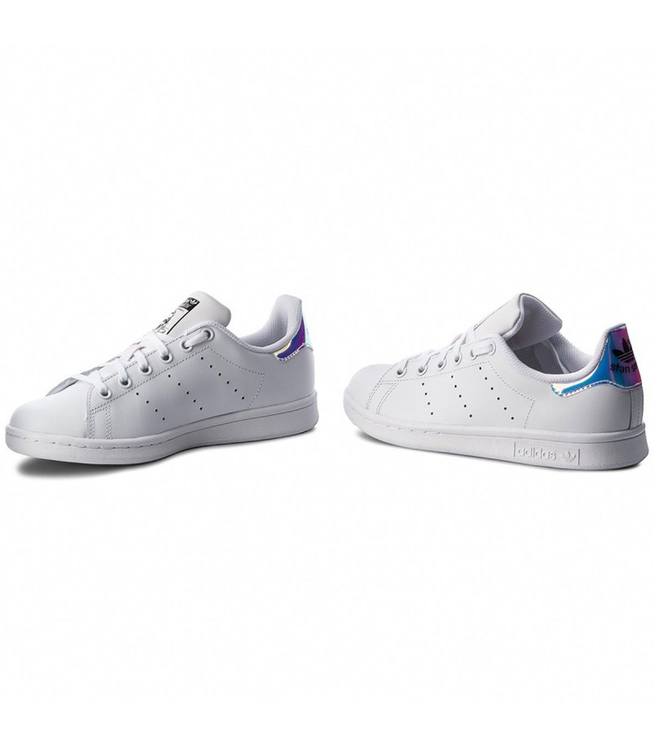 Scarpe Sneakers Adidas Stan Smith J da ragazza rif. AQ6272 099f4450392