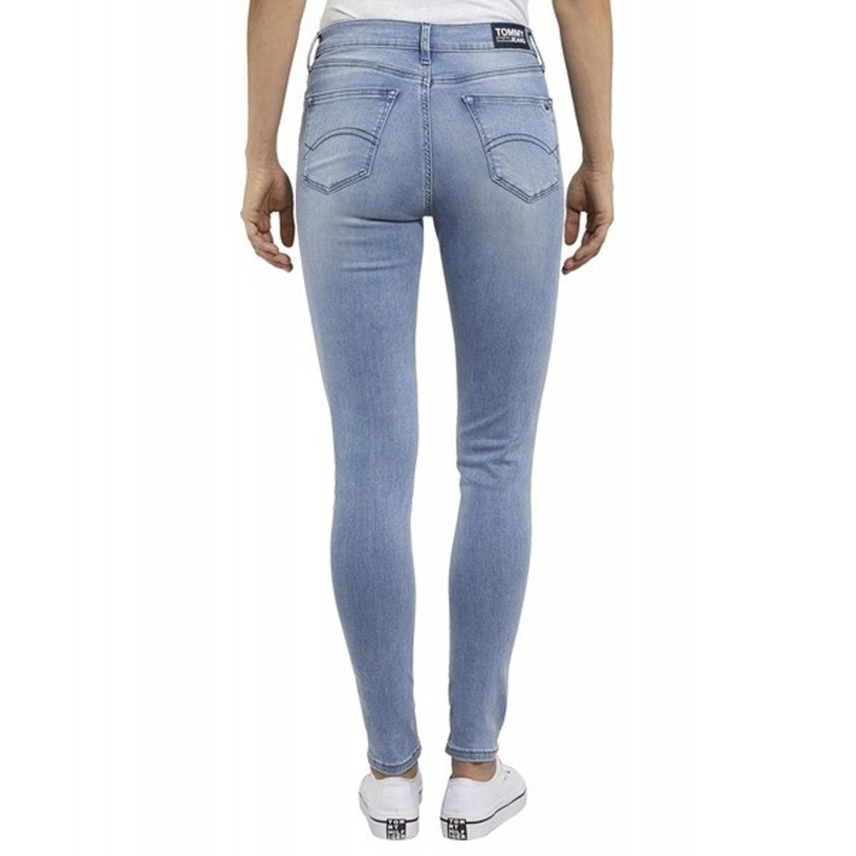 Jeans Tommy Jeans Mid Rise Skinny Nora da donna rif. DW0DW05746