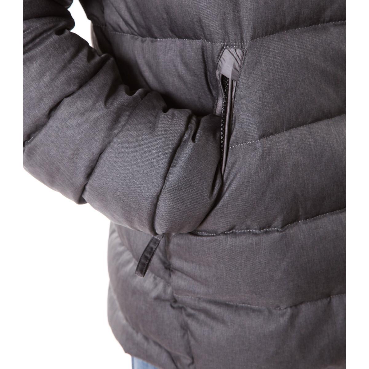 Giubbotto Blauer Usa imbottito con cappuccio da uomo rif. 18WBLUC03066-005047