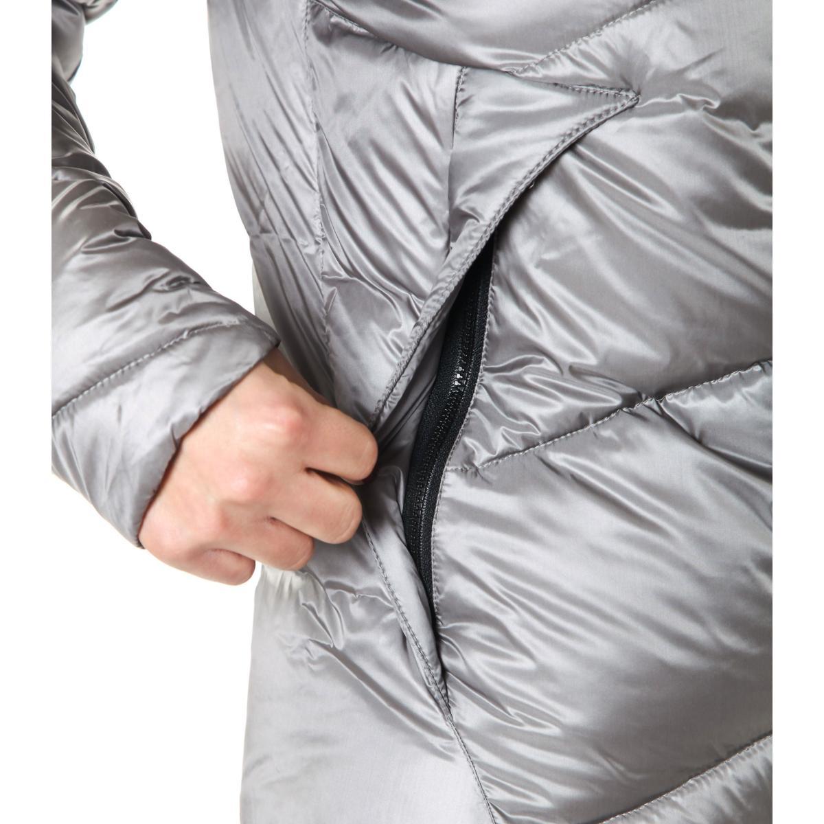 Giubbotto Piumino Blauer USA con cappuccio imbottito da donna rif. 18WBLDC03013 005050