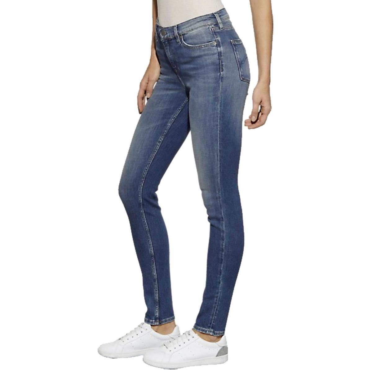 Jeans Tommy Jeans MD Rise Skinny Nora da donna rif. DW0DW05450