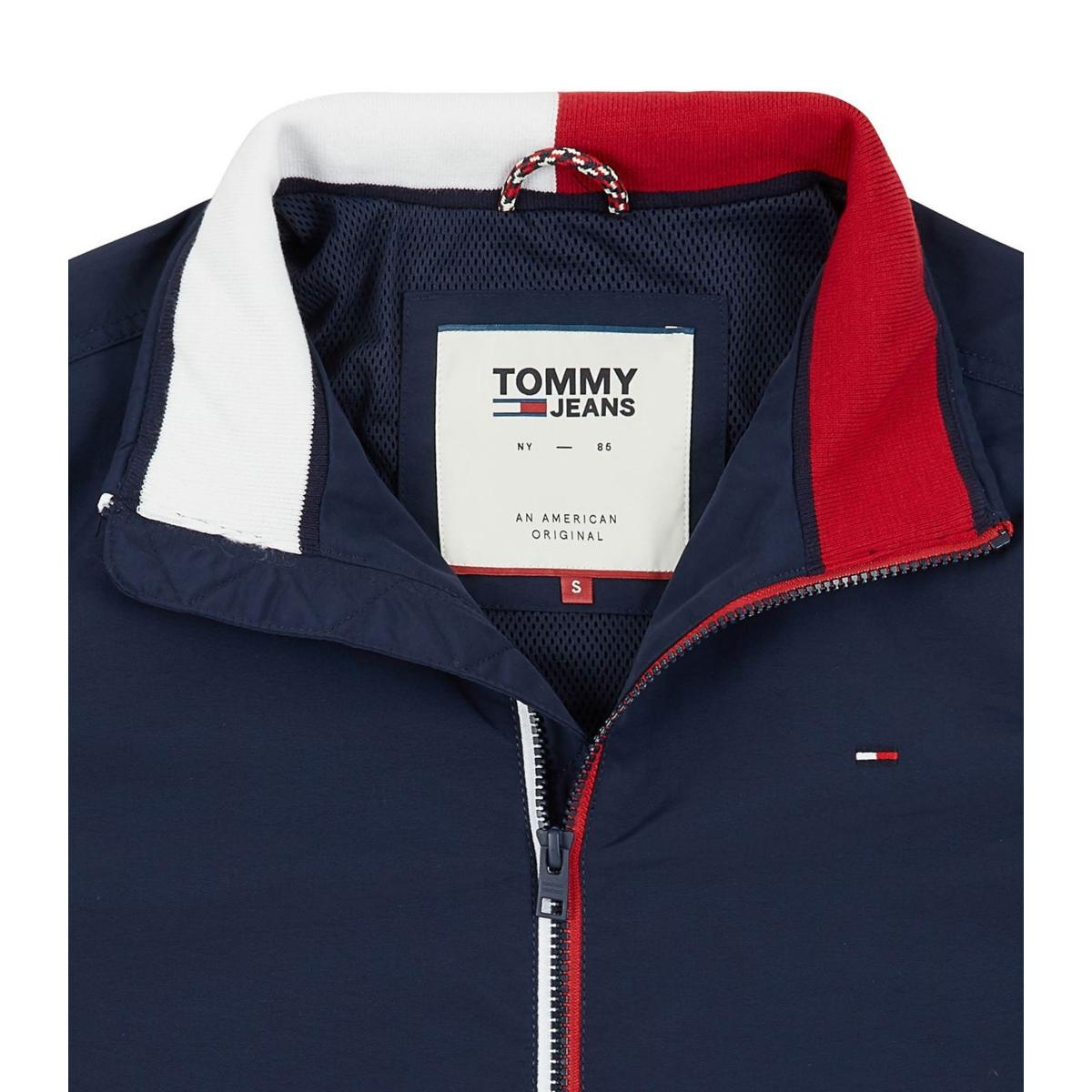 Giubbotto Tommy Jeans TJ Essential Casual Jacket da uomo rif. DM0DM05423