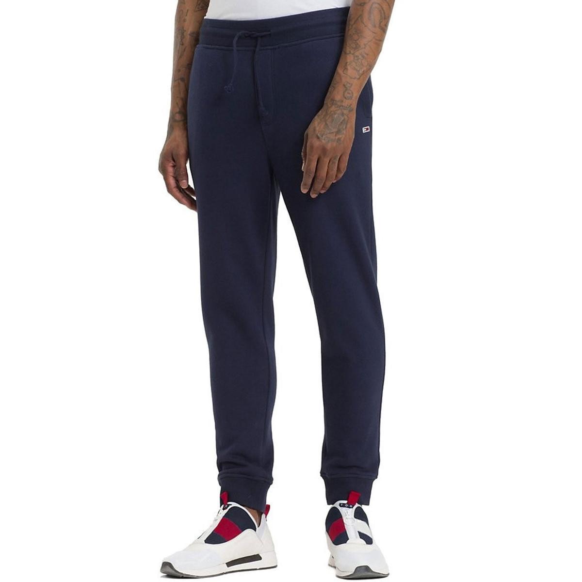 Pantaloni tuta Tommy Jeans Joggers classics da uomo rif. DM0DM05119