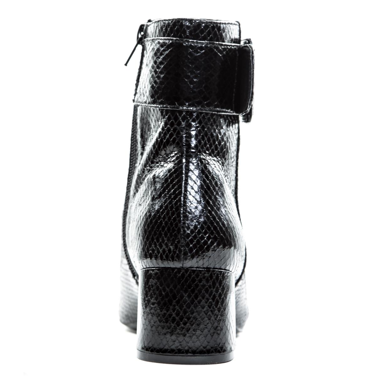 Stivaletti Vanessa Wu fantasia con finto cinturino da donna rif. BT1860