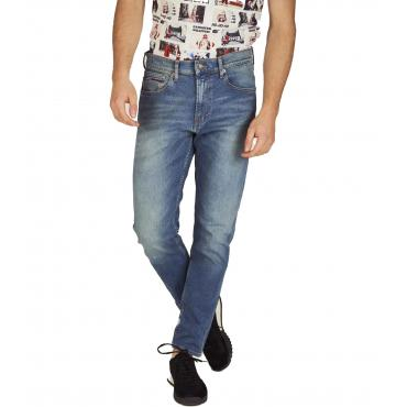 Jeans Tommy Jeans Fulton Mid Bl Com da uomo rif. DM0DM05852
