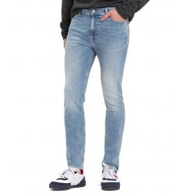 Jeans Tommy Jeans stretch skinny fit da uomo rif. DM0DM05786