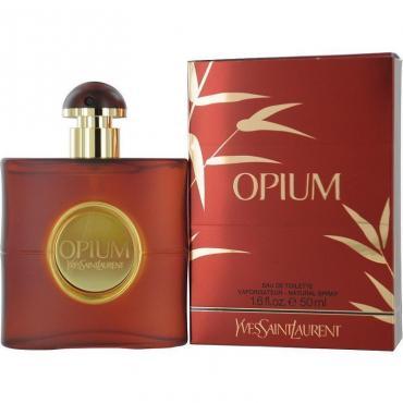 Profumo Opium Yves Saint Laurent Eau de Toilette da donna