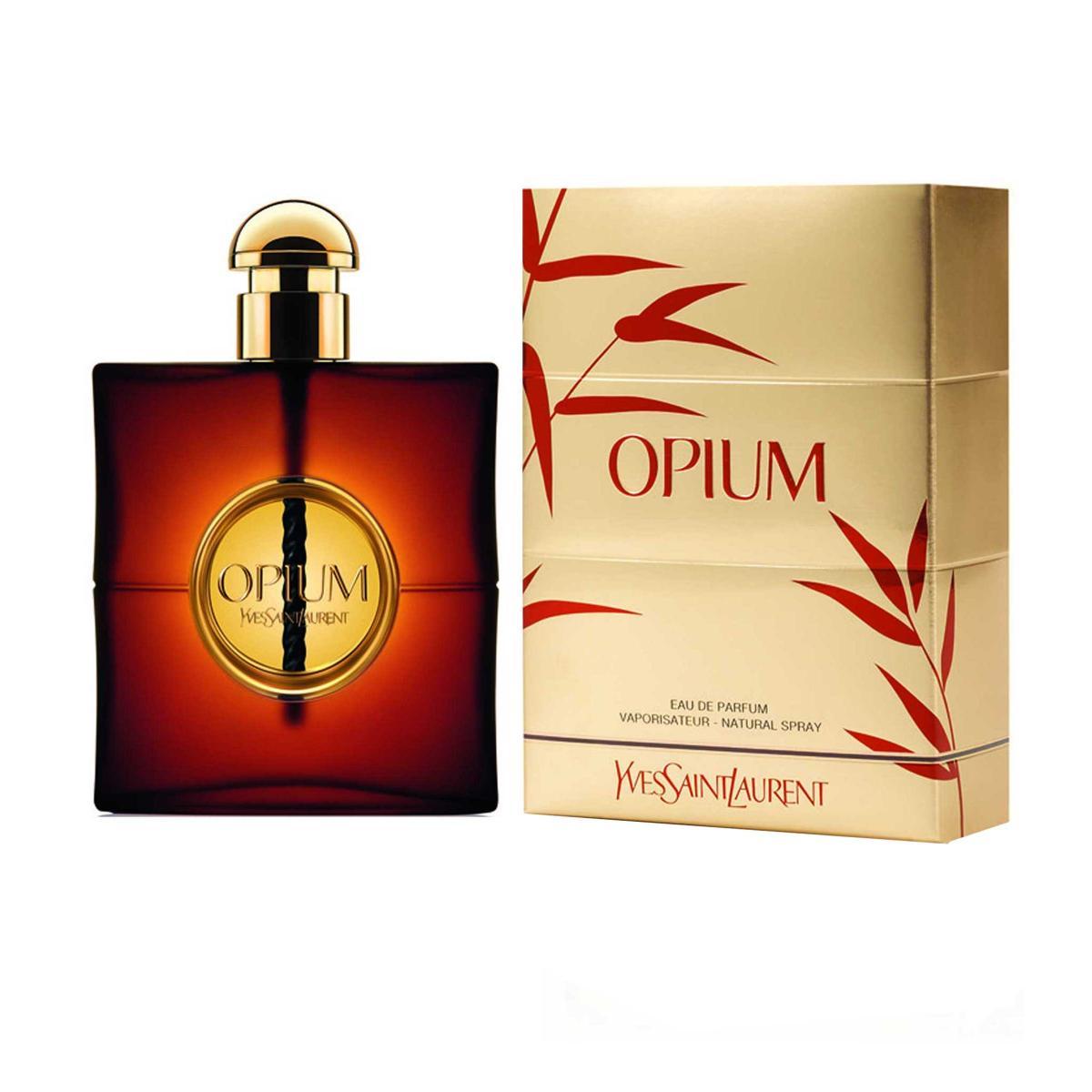 Profumo Opium Yves Saint Laurent Eau de Parfum da donna