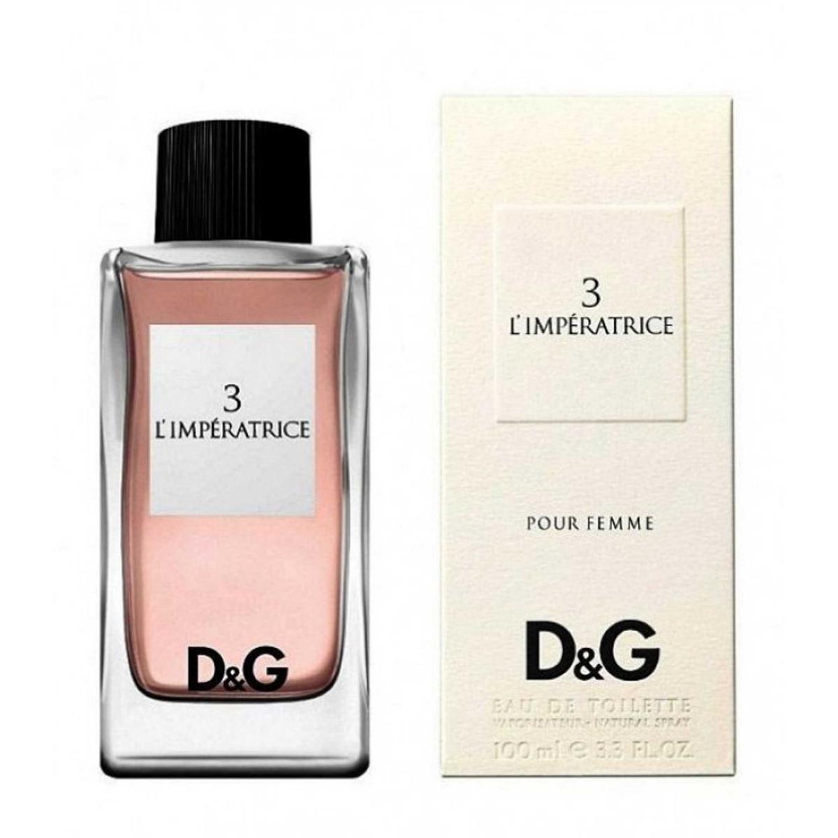 Profumo Dolce & Gabbana L'Imperatrice Eau de Toilette 100ml da donna