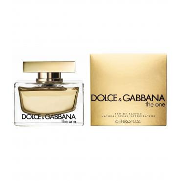 Profumo Dolce & Gabbana The One Eau de Parfum 75ml da donna