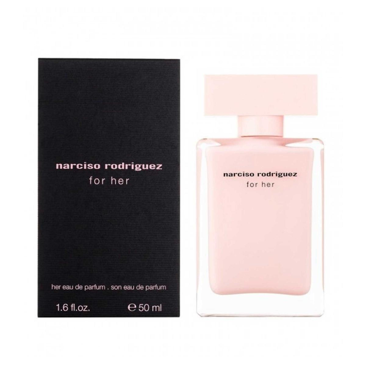 Profumo Narciso Rodriguez For Her Eau de Parfum 50 ml da donna