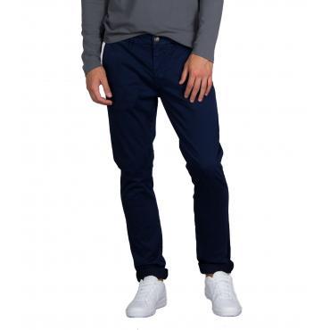 Pantalone Guess modello chino tasca america da uomo rif. M83B29W8S71