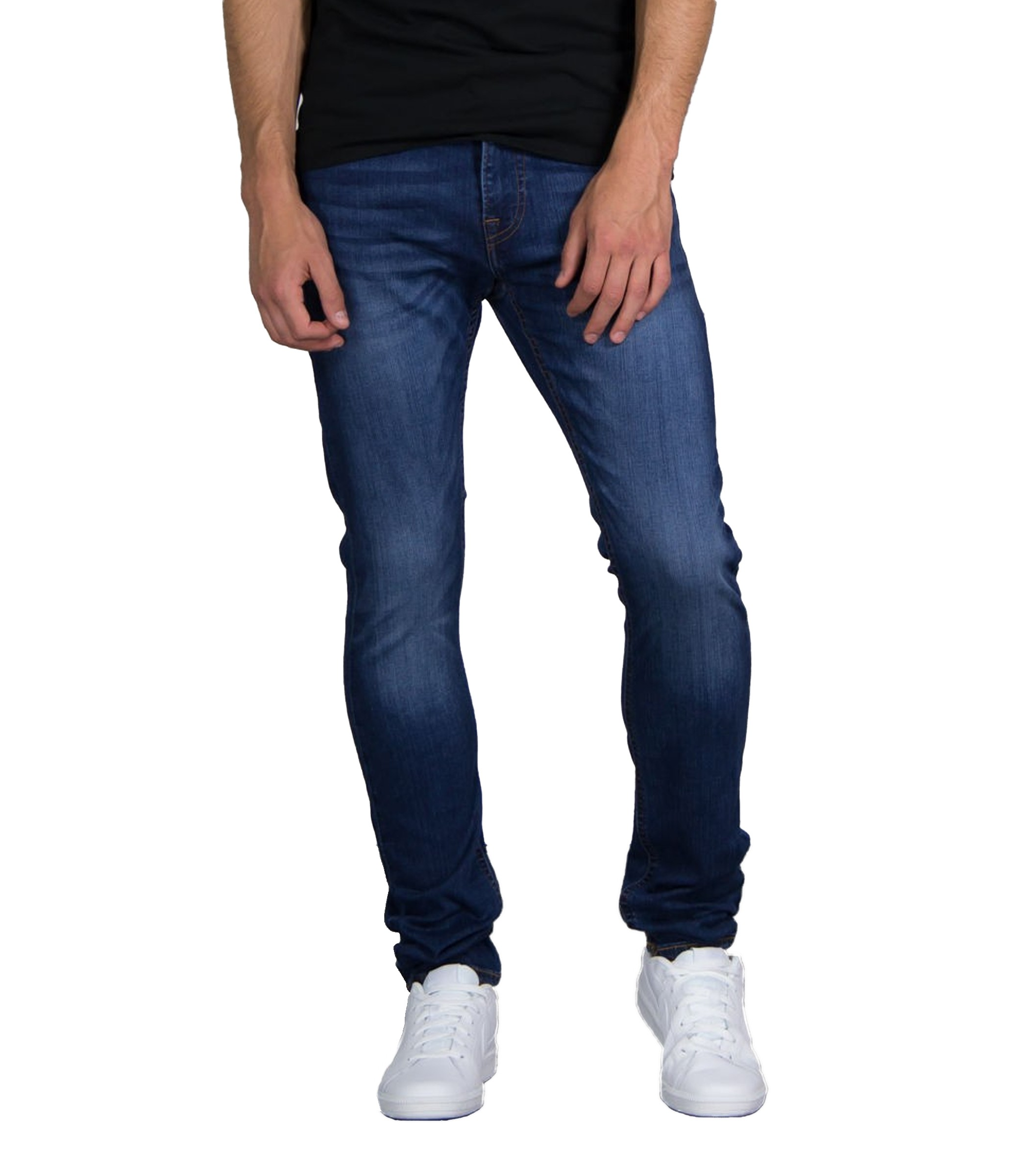 huge selection of 81af2 33374 Jeans Guess skinny fit modello Miami da uomo rif. M83AN1D37M0
