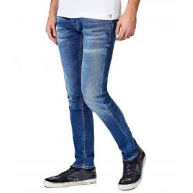 Jeans Guess skinny modello chino da uomo rif. M83A81D3830