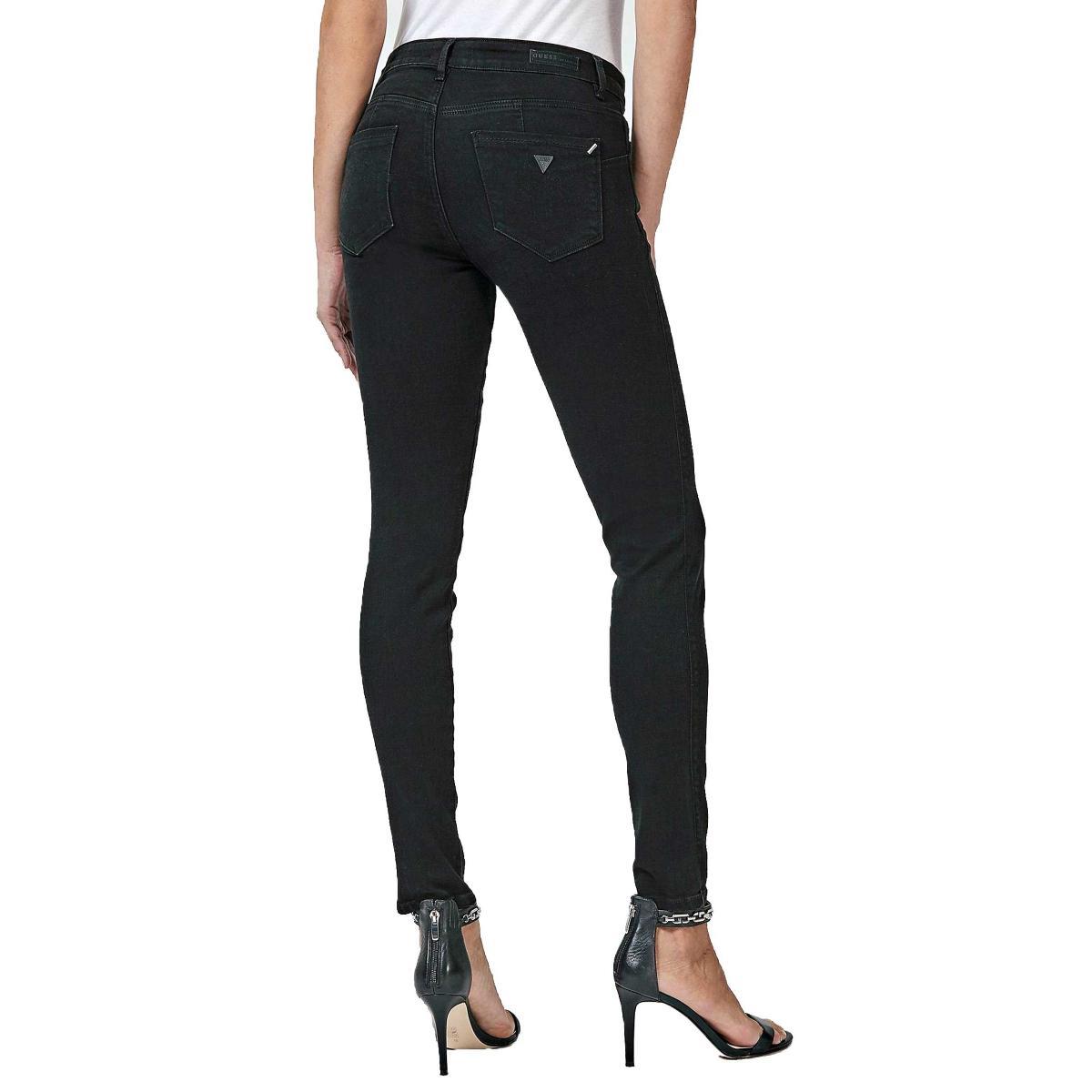 Jeans Guess skinny modello 5 tasche da donna rif. W83AJ2D38M0