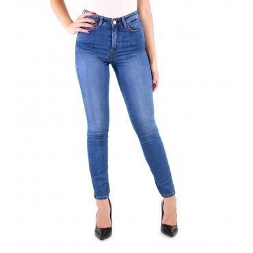 Jeans Guess 1981 vita alta da donna rif. W83A46D38N0