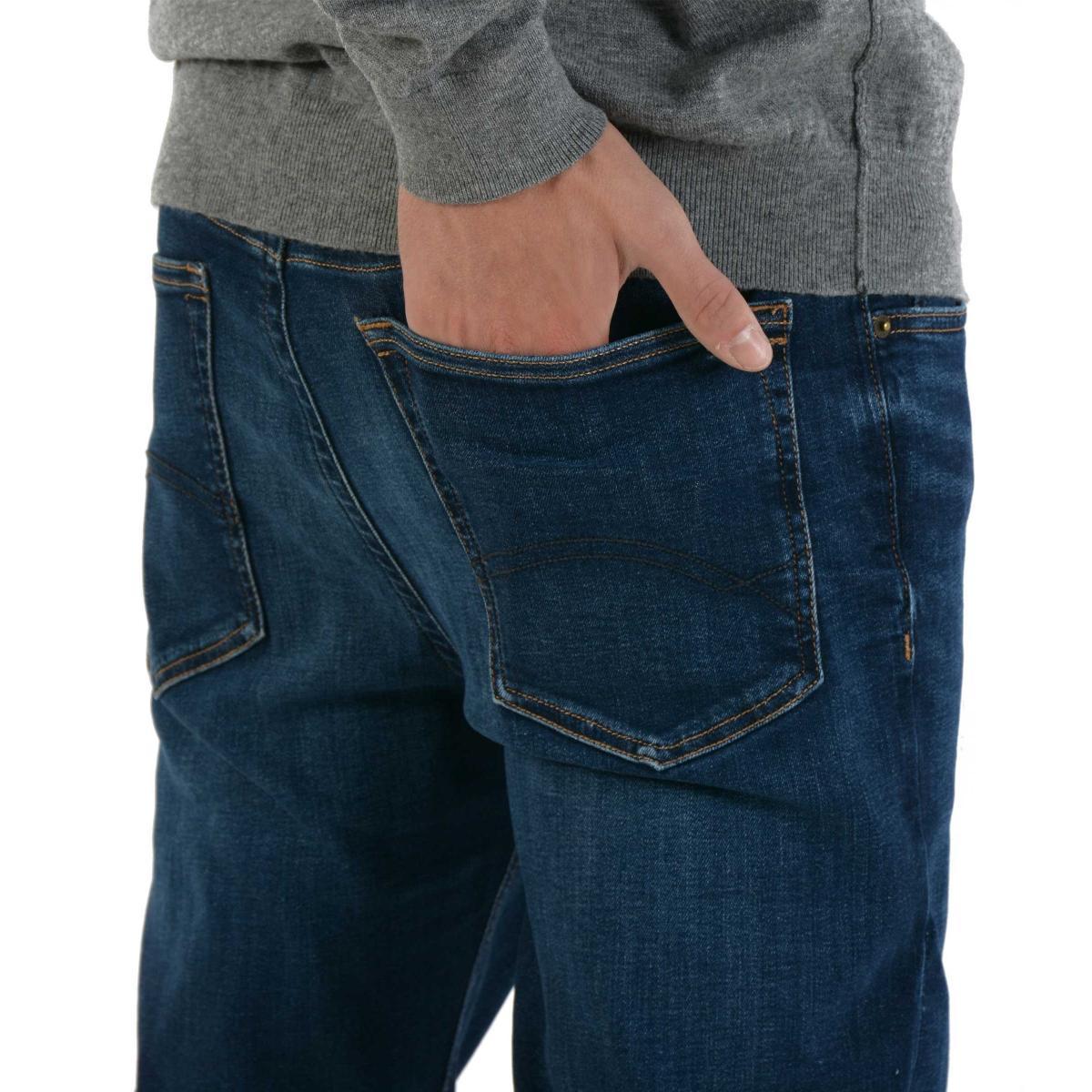 Jeans Tommy Jeans Skinny Simon da uomo rif. DM0DM05581