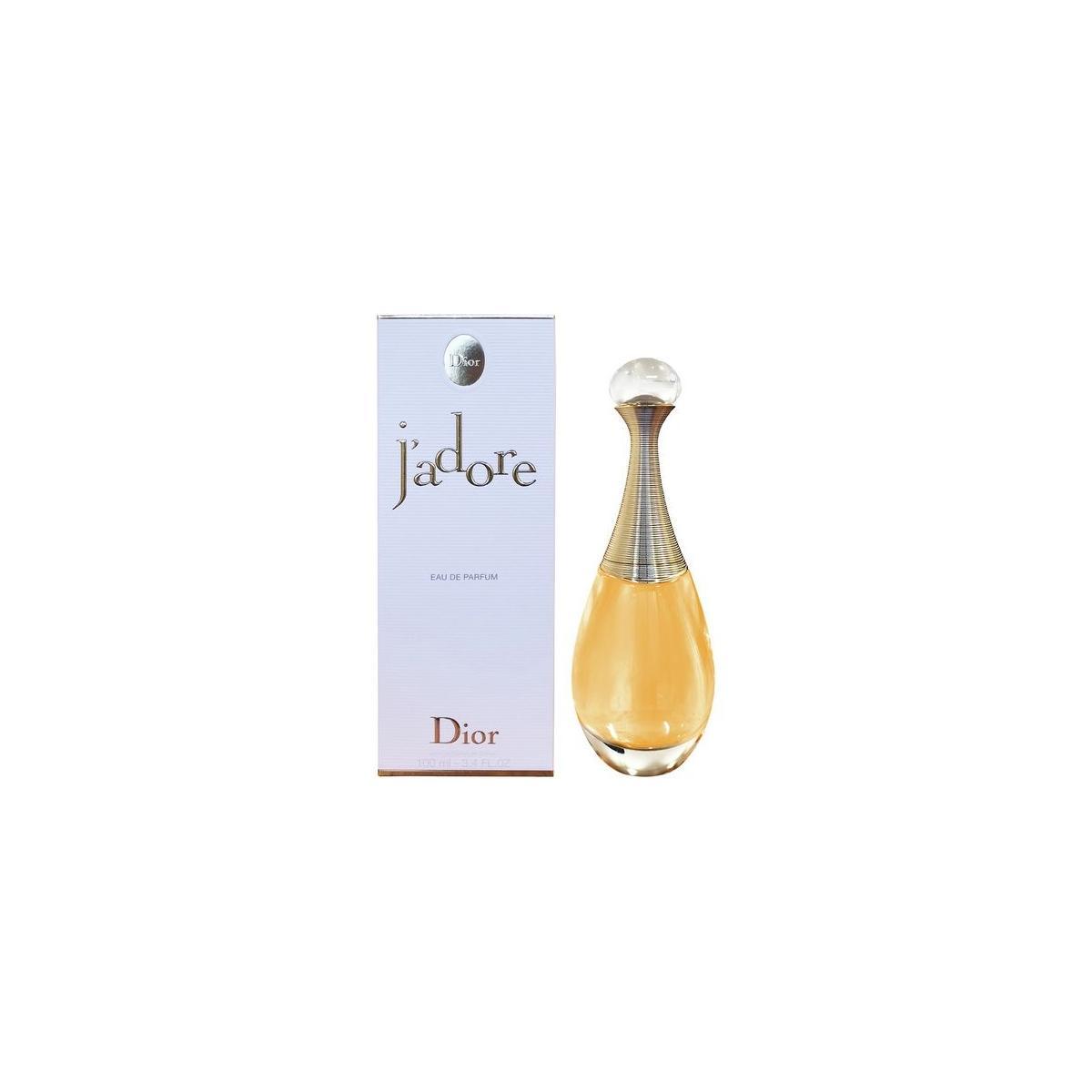Profumo J'Adore Eau de Parfum di Christian Dior 100ml