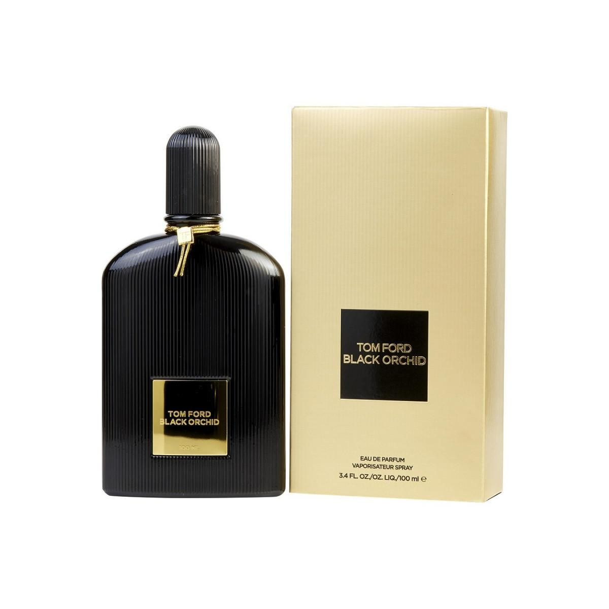 Profumo Tom Ford Black Orchid 100ml Eau de Parfum da uomo