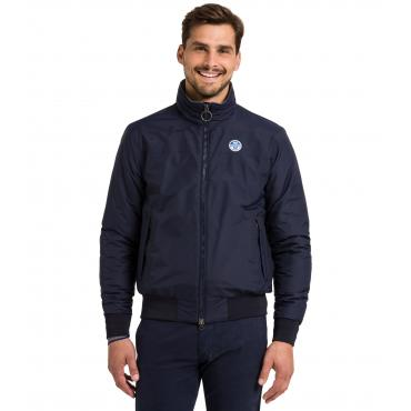 Giubbotto Bomber impermeabile North Sails da Uomo Sailor Slim Jacket Rif. 602451