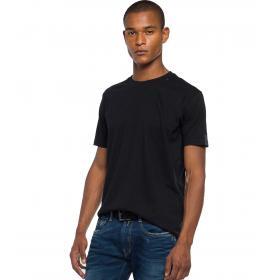 T-shirt Replay girocollo cotone compact da uomo rif. M3624 000.22584