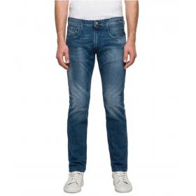 Jeans Replay Anbass denim blu da uomo rif. M914Y.31D.133.009