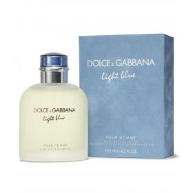 Profumo Dolce e Gabbana Light Blue da uomo 125 ml