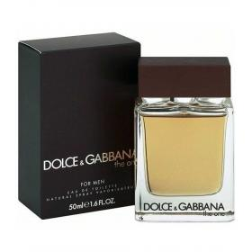 Profumo Dolce e Gabbana The One Eau de Toilette 50ml da uomo