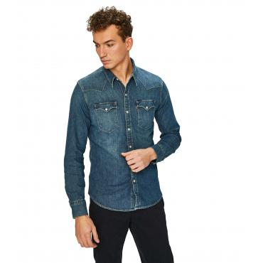 Camicia Levi's denim jeans da uomo rif. 65816-0300